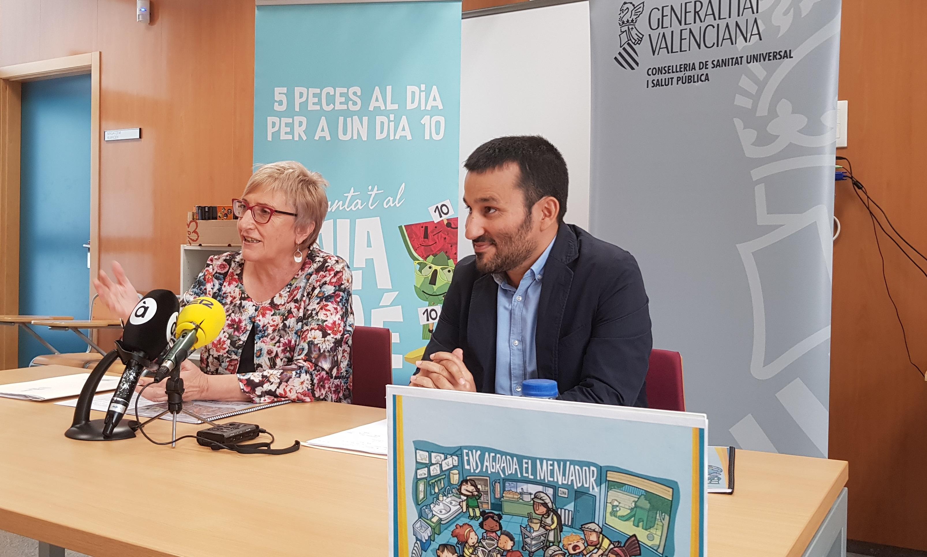 La generalitat apuesta por por convertir los comedores escolares en un espacio que eduque en - Trabajar en comedores escolares valencia ...