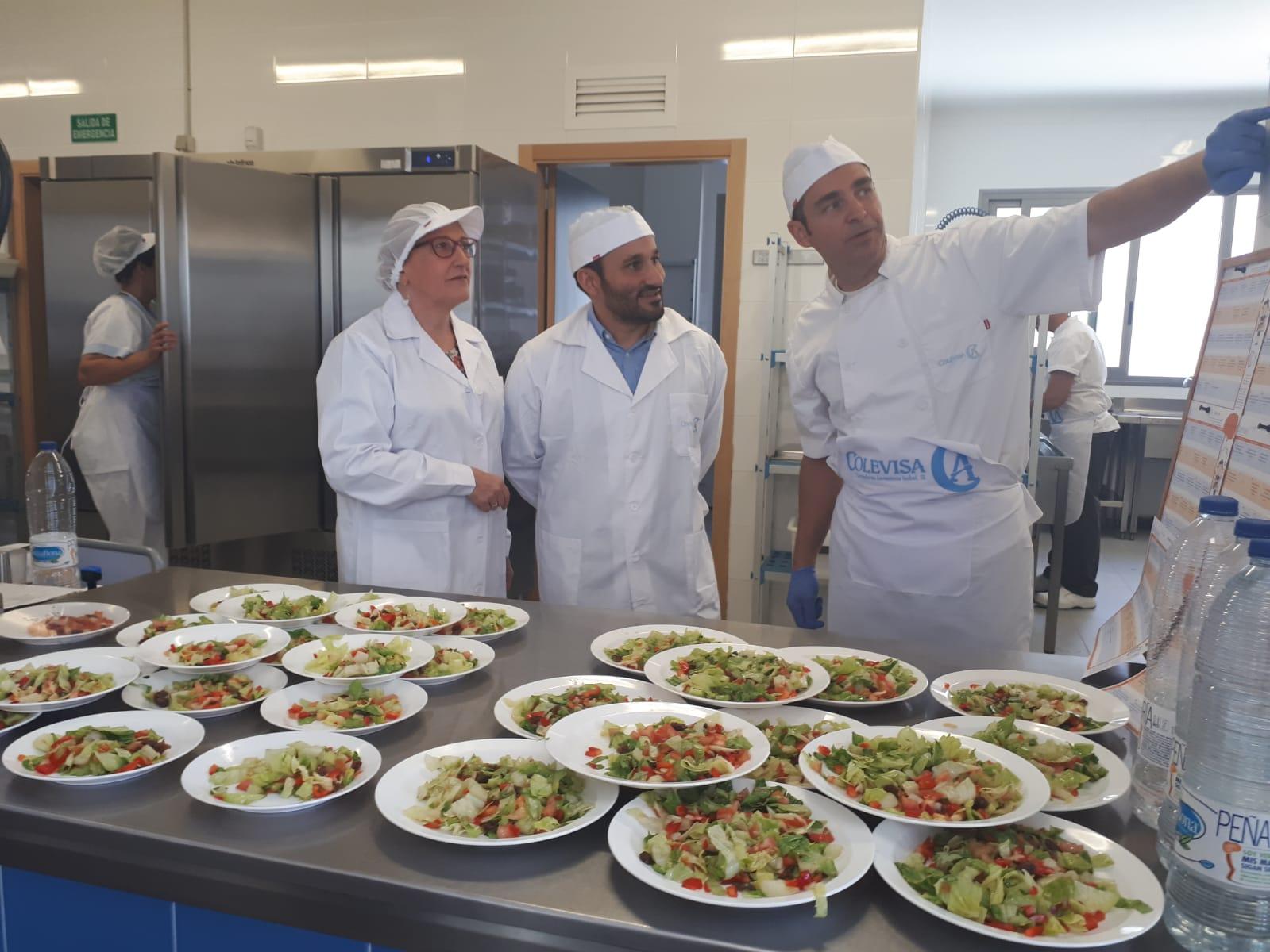 La Generalitat apuesta por por convertir los comedores escolares en ...